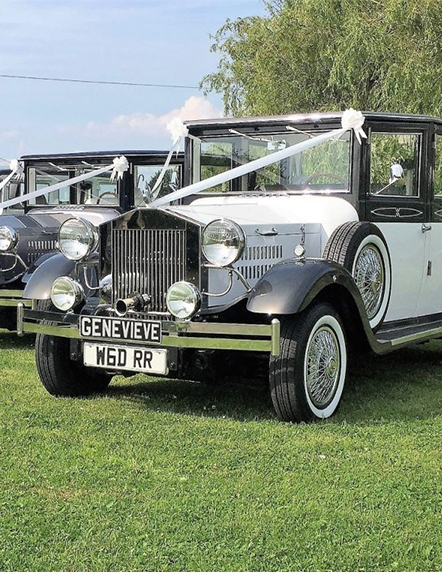 Viscount and Bramwith Vintage Cars